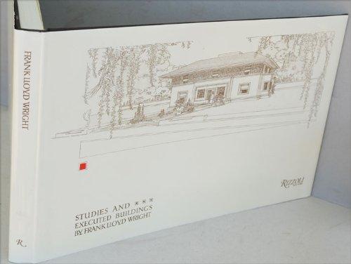 Studies & Executed Buildings of Frank Lloyd Wright
