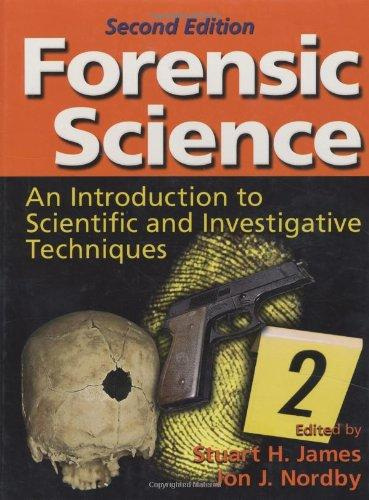 Forensic Science An Introduction to Scientific and Investigative Techniques