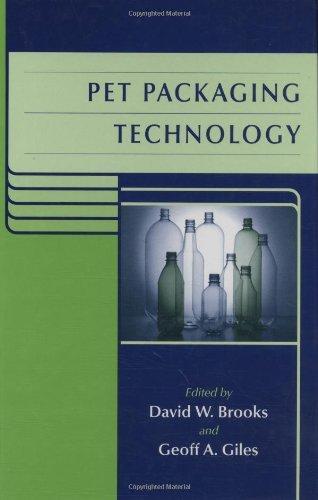 PET Packaging Technology (Sheffield Packaging Technology)