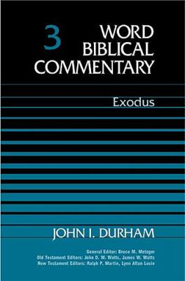 Word Biblical Commentary Exodus