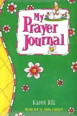 My Prayer Journal Green