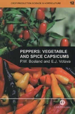 Peppers Vegetable and Spice Capsicums