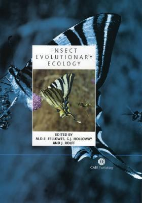 Insect Evolutionary Ecology Proceedings of the Royal Entomological Society's 22nd Symposium