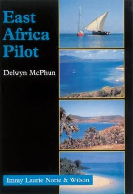 East Africa Pilot - Delwyn McPhun - Paperback