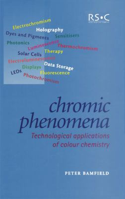 Chromic Phenomena Technological Applications of Colour Chemistry