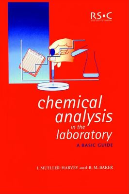Chemical Analysis in the Laboratory A Basic Guide