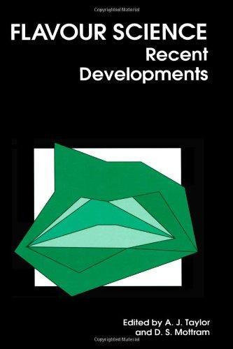 FLAVOUR SCIENCE: RECENT DEVELO (Special Publications)
