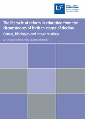 Lifecycle of Reform in Education from the Circumstances of
