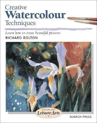 Creative watercolour techniques rent 9780855328474 for Creative watercolor painting techniques