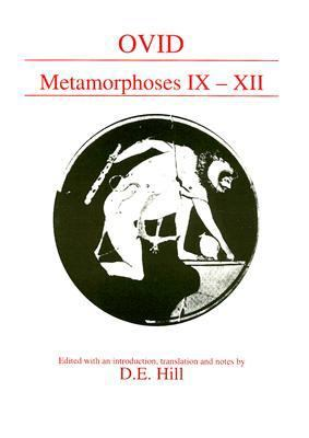 Ovid Metamorphoses Ix-XII