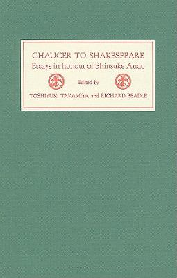 ando chaucer essay honor in shakespeare shinsuke Browse and read chaucer to shakespeare essays in honour of shinsuke ando chaucer to shakespeare essays in honour of shinsuke ando chaucer to shakespeare essays in.
