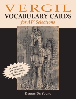 Vergil Vocabulary Cards for Ap Selections