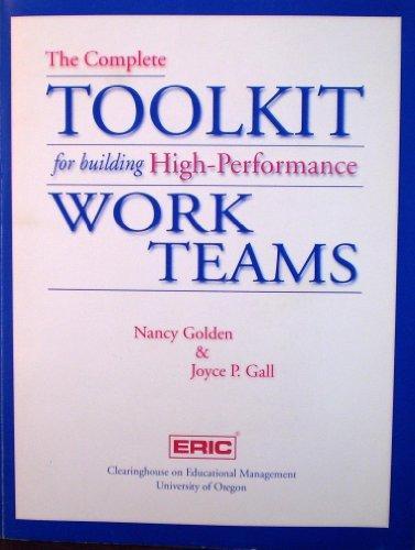 high performance team building high performance teams pdf