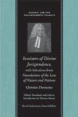 Institutes Divine Jurisprudence