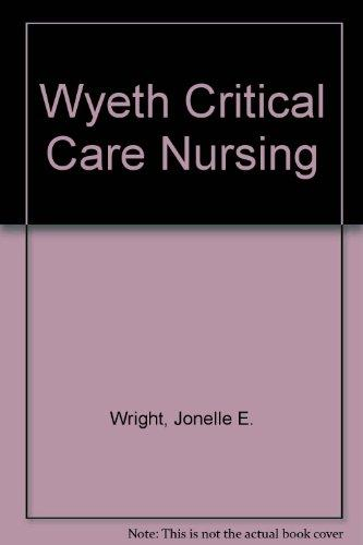 Wyeth Critical Care Nursing