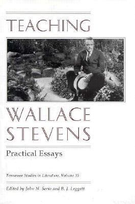 essays on wallace stevens One of the more traditional in form of stevens's poems, sunday morning consists of blank-verse sections of  from wallace stevens' experimental language: the lion.