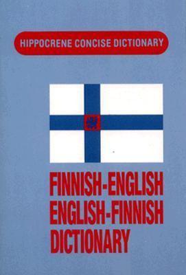 Finnish-English/English-Finnish Dictionary