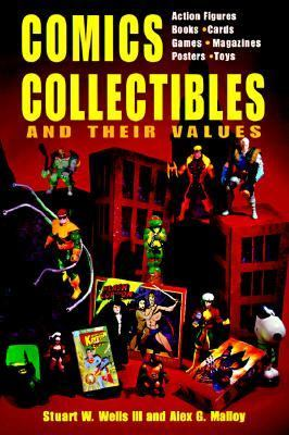 Comics Collectibles and Their Values
