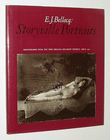 E.J. Bellocq Storyville Portraits