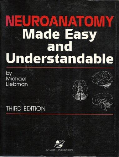 Neuroanatomy Made Easy and Understandable