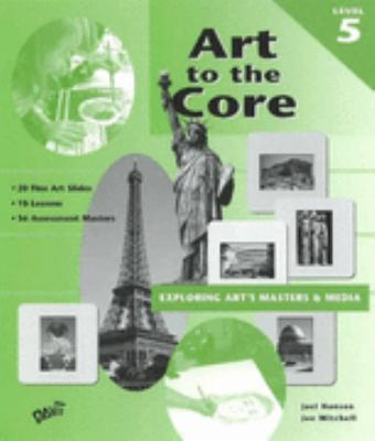 Art to the Core Level 5 Vol. 5
