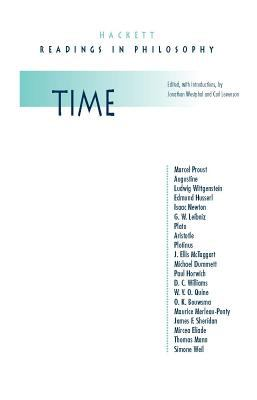 Time (Hackett Readings in Philosophy)