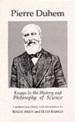 essays in the history and philosophy of science The 26 essays following lewontin's own essay and the interview were  the  cohn institute for the history and philosophy of science and.