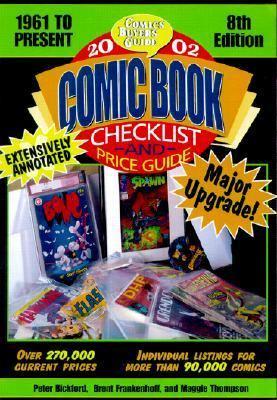 2002 Comic Book Checklist and Price Guide: 1961 to Present