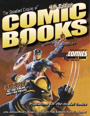 Standard Catalog of Comic Books