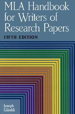 mla handbook for writers of research papers 6th edition There are several different styles used in research with style manuals for each   mla gibaldi, joseph mla handbook for writers of research papers 6th ed.
