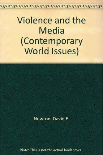 concerns about media violence The authors take strong issue with the notion of convergence as it concerns media violence research and painstakingly examine the major pitfalls in extrapolating.