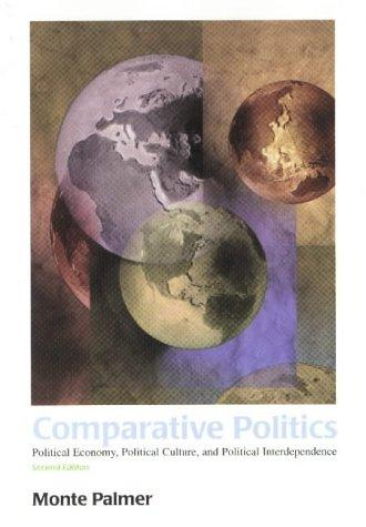 Comparative Politics: Political Economy, Political Culture, and Political Interdependence