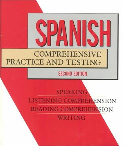 Spanish Comprehensive Practice and Testing