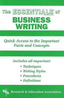 Business writing service essentials
