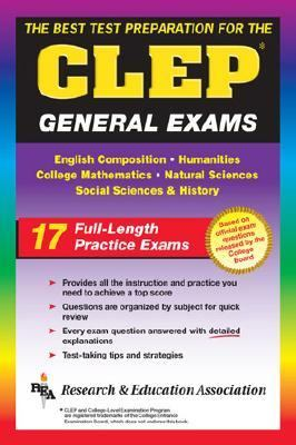 Best Test Preparation for Clep Featuring the Latest on the Computer-Based Tests (Cbts)