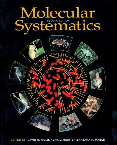 Molecular Systematics, Second Edition