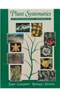 Plant Systematics: A Phylogenetic Approach [With CD-ROM]
