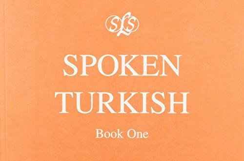 Spoken Turkish (Book I)