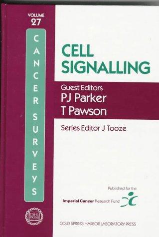 Cell Signalling (Cancer Surveys)