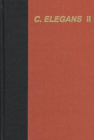 C. Elegans II: Monograph 33 (Cold Spring Harbor Monograph Series)