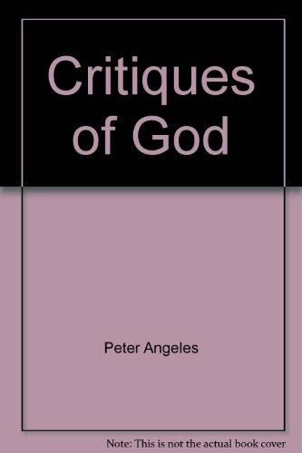 Critiques of God