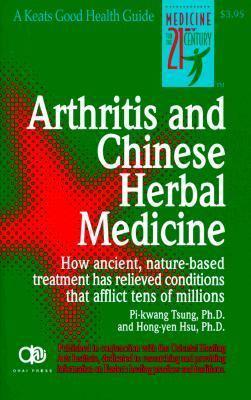 Arthritis and Chinese Herbal Medicine