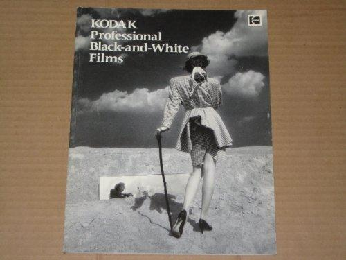 Kodak Professional Black-And-White Films (Kodak publication)