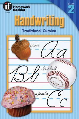 Handwriting Traditional Cursive Homework Booklet (Homework Booklets)