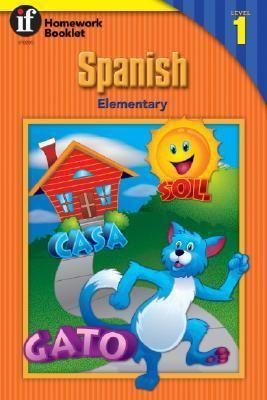 Elementary Spanish Level 1 Homework Booklet