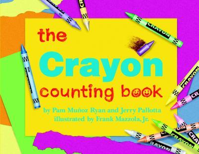 Crayon Counting Book
