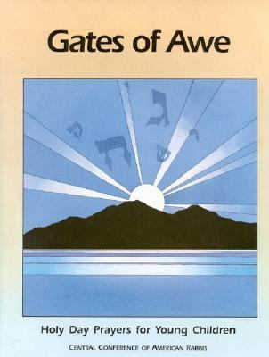 Gates of Awe Holy Day Prayers for Young Children