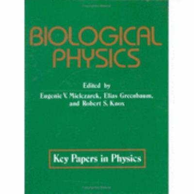 Biological Physics