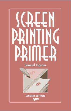 Screen Printing Primer