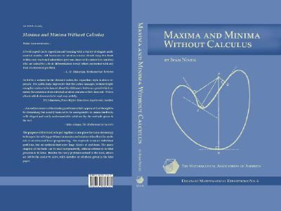 Maxima and Minima without Calculus, Vol. 6